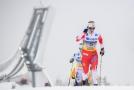 Běžkyně na lyžích Jacobsenová.
