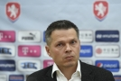 Manažer fotbalové reprezentace Libor Sionko.