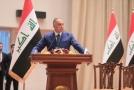 Nový premiér Iráku Mustafa Kázimí.