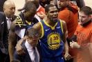 Basketbalista Durant nejspíš letos v NBA dohrál.