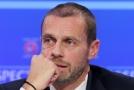 Předseda UEFY Aleksander Čeferin.