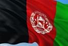 Afghánská vlajka.