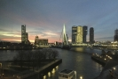 Město Rotterdam.