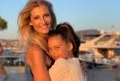 Tereza Maxová s dcerou Minou.