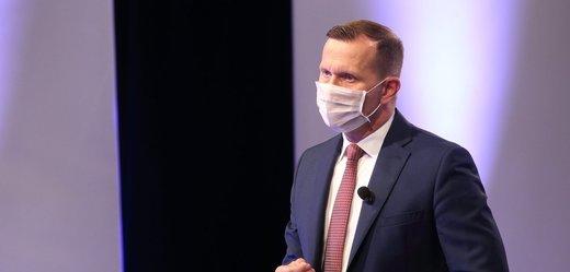 Jaromír Soukup: řízení státu jako firmy se moc nevyplácí.