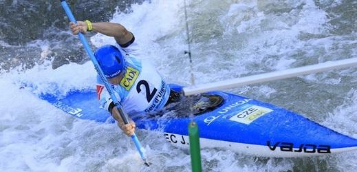 Vodní slalomáři by mohli mít v Praze místo Světového poháru ME.