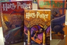 Knihy o Harrym Potterovi?