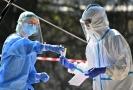 Testování na koronavirus (ilustrační foto).