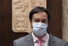 Rastislav Maďar, koordinátor pracovní skupiny ministerstva zdravotnictví pro uvolňování opatření.