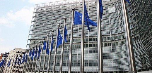 Berlaymont, sídlo Evropské komise v Bruselu.