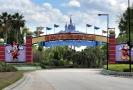 Areál společnosti Disney.