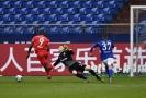 Utkání Augsburgu se Schalke.