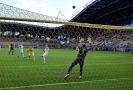Fotbalisté Borisova vydřeli triumf, fanoušci ignorovali zákazy.