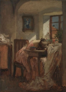 Švadlenka od Josefa Mánese.