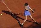 Tenistka Dodinová.