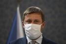 Ministr zahraničí Tomáš Petříček.