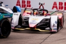 Závody Formule E.