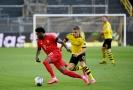 Bundesligový šlágr mezi Dortmundem a Bayernem Mnichov.