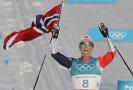 Norská lyžařka Marit Björgenová.