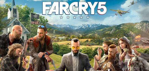 Far Cry 5 je na víkend zdarma