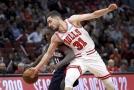 Pro Satoranského bude mít restart NBA smysl, pokud bude o co hrát.