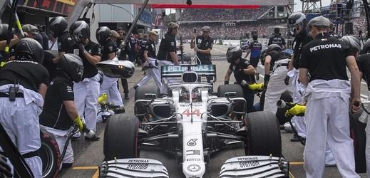 Mercedes je proti zavedení kvalifikačního závodu v F1