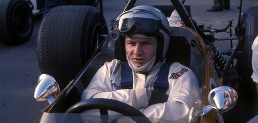 Novozélanďan Bruce McLaren.