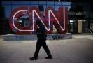 CNN v dobách amerických protestů.