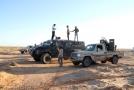 Válka v Libyi.