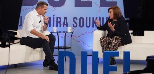 Hostem Duelu Jaromíra Soukupa bude Alena Schillerová