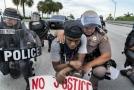 Nepokoje v USA (ilustrační foto).