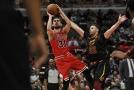 NBA dohraje 22 týmů v Orlandu, Satoranskému sezona skončila.