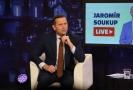 Jaromír Soukup: Milion chvilek chystá žalobu. Držím jim palce.