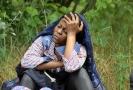 Konžská žena.