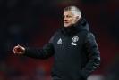 Trenér Manchesteru United Ole Gunnar Solskjaer.