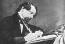 Spisovatel Charles Dickens.