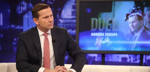 Jaromír Soukup: Babiš připustil předčasné volby. Já to říkal...