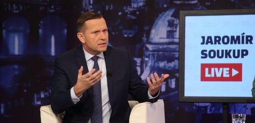 Jaromír Soukup: Za Babiše se stydím, dělá nám ostudu.