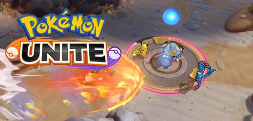 Nová Pokémon hra se inspiruje u populárního League of Legends a nabídne 5v5 zápasy