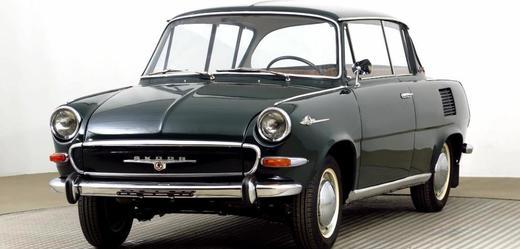 Škoda 1000 MBX.