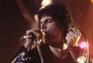 Frontman kapely Queen Freddie Mercury.