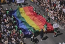 Pochod Gay Pride.