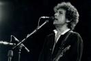 Hudebník Bob Dylan.