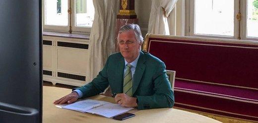 Belgický král Philippe.