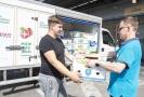 Darování potravin.