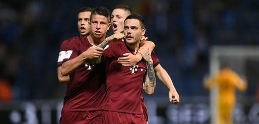 Sparta vyhrála finále v Liberci 2:1 a má vítěznou trofej.