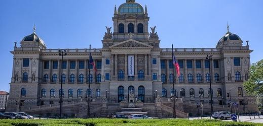 Národní muzeum v Praze.