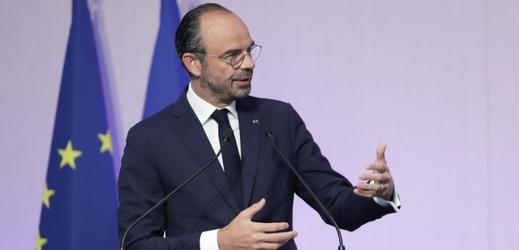 Francouzský premiér Édouard Philippe.