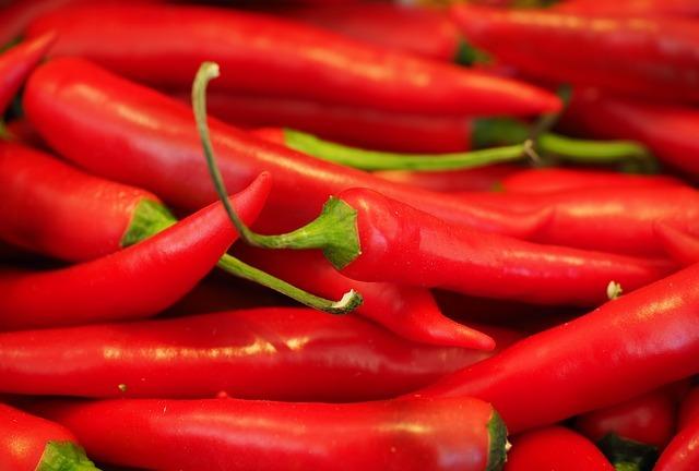 Jaký mají vliv pálivé papričky na lidské zdraví?