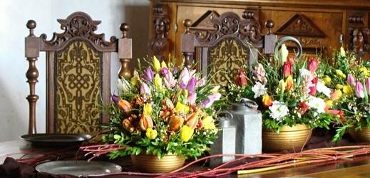 Bučovice představí proměny květinové výzdoby v průběhu staletí.